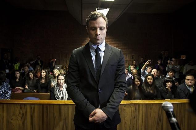 Oscar Pistorius Charged With Killing Girlfriend Reeva Steenkamp, Trial Underway