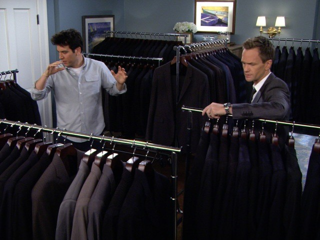 Find Your Perfect Wedding Attire On This Week's HIMYM