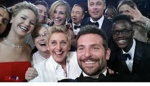 Ellen DeGeneres Broke More Than Just Twitter, She Broke The Oscars Record!