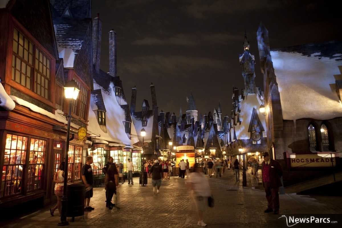 Magical Cuisine Mixed With Popular British Fair Appear On New Wizarding World Of Harry Potter Menu