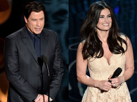 John Travolta Releases Statement Regarding Butchering Idina Menzel's Name, Implores Us To