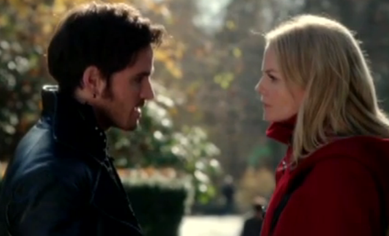 Watch A Brand New Clip From Once Upon A Time, Returning Sunday To ABC