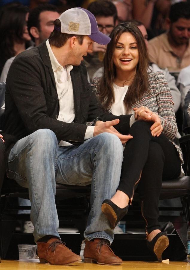 Mila Kunis And Ashton Kutcher To Reignite Their Onscreen Romance On