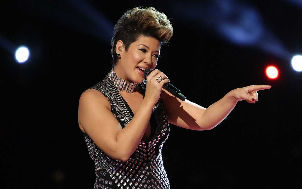 Tessanne Chin Makes History As First Jamaican Musician To Perform At The White House