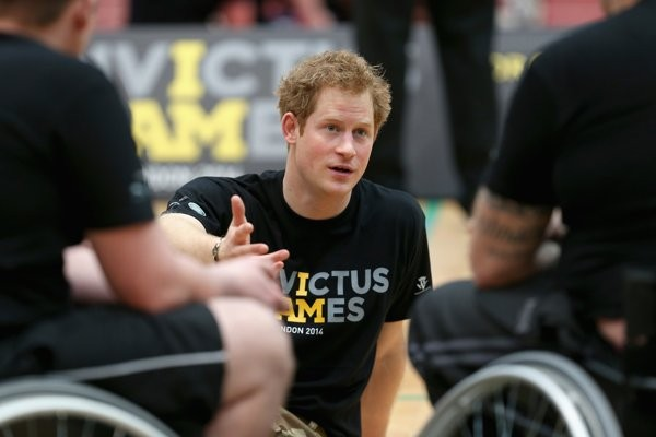 Prince Harry Introduces Paralympic-Style Competition For Injured Soldiers