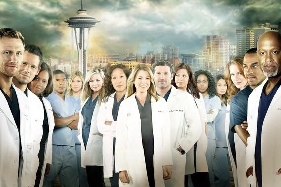 Everyone Has To 'Hide Their Love Away' On This Week's Grey's Anatomy