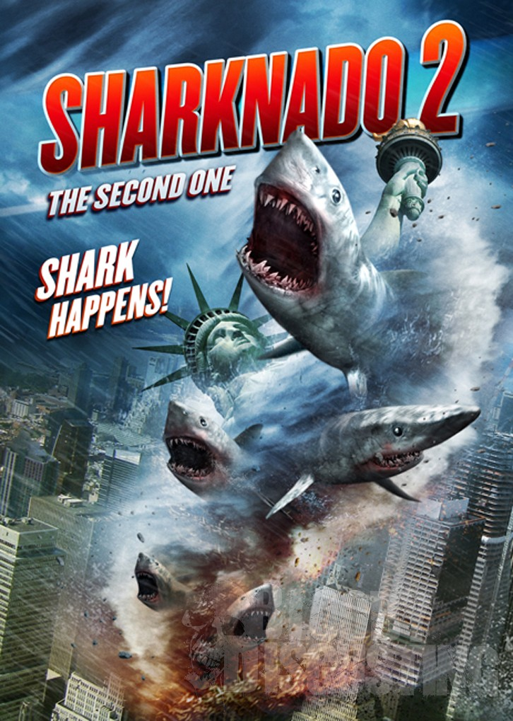 New Faces Join The Cast Of Sharknado 2