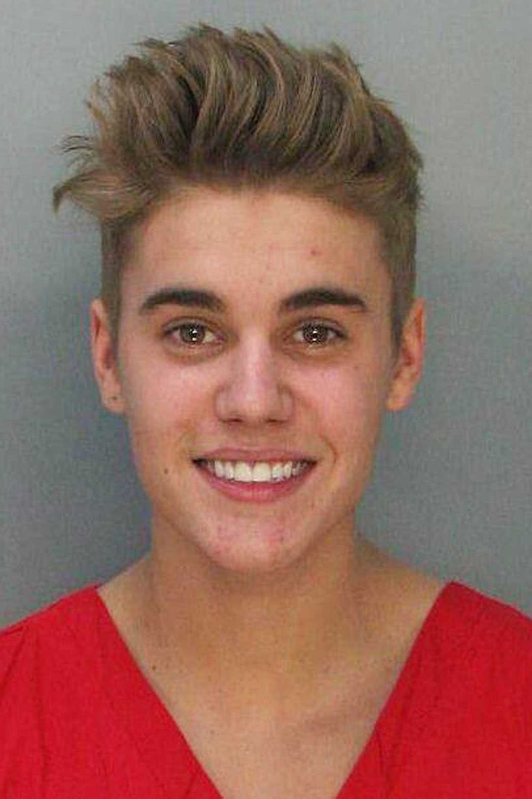 You Have The Right To...Urinate In Your Cell? Footage Of Justin Bieber's Night In Jail To Be Released