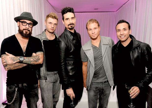 The Backstreet Boys Sue Former Manager Lou Pearlman