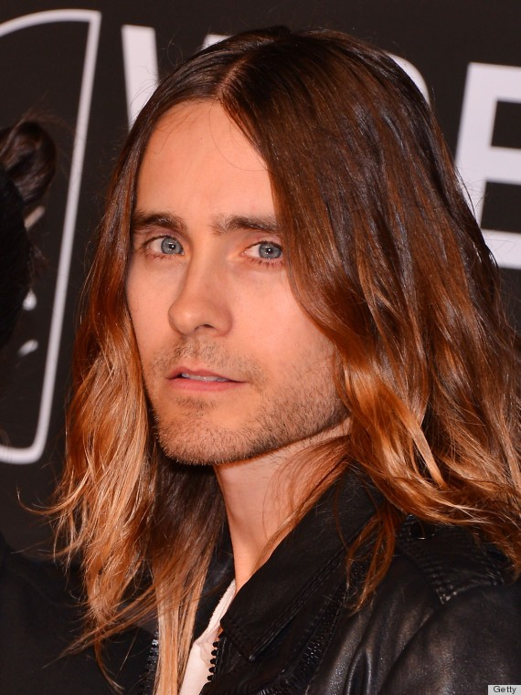 Jared Leto Thinks Jennifer Lawrence's Clumsiness Might All Be An Act