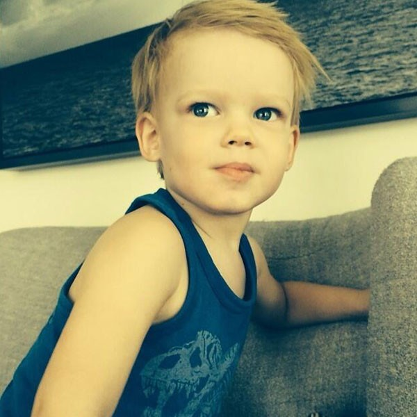 Hilary Duff's Son Luca Is Growing Up Fast
