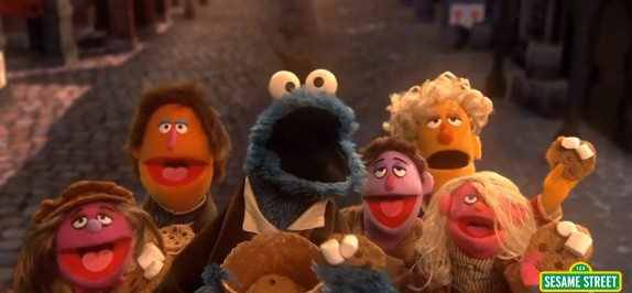 Sesame Street Presents: Les Miserables