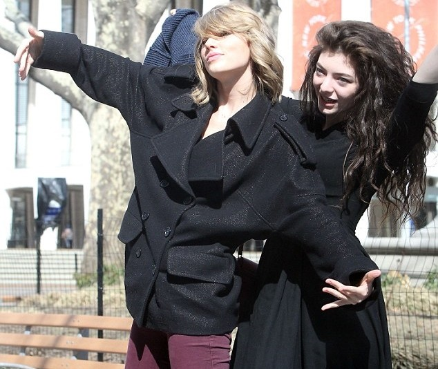Taylor Swift And Lorde: The BFFs Take Over NYC