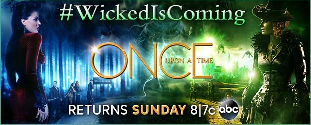 Things Get Down Right 'Wicked' This Week On 'Once Upon A Time'