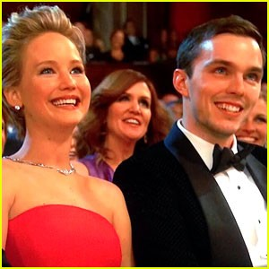 Nicholas Hoult Opens Up About How Fame Has Affected Girlfriend Jennifer Lawrence