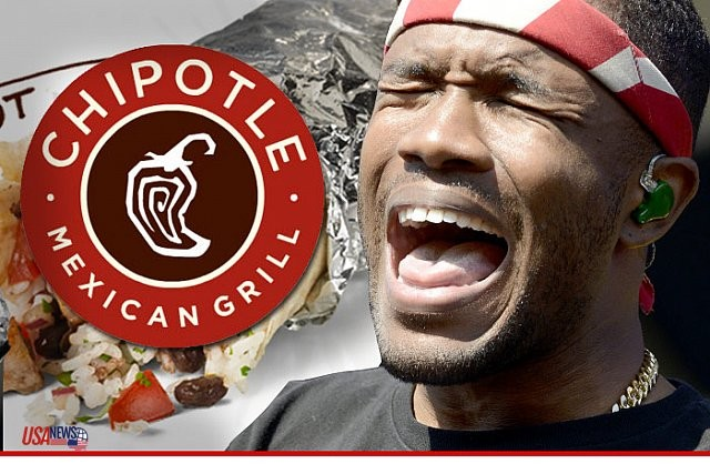 Frank Ocean Is Being Sued Yet Again, This Time By Chipotle