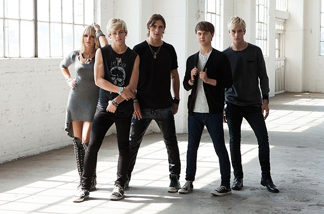 R5 Has Canada In Their Sights As The Next Stop On Their World Tour