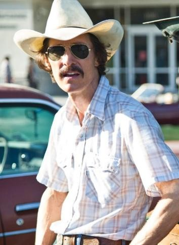 Matthew McConaughey's Infamous White Stetson From 'Dallas Buyers Club' Up For Auction
