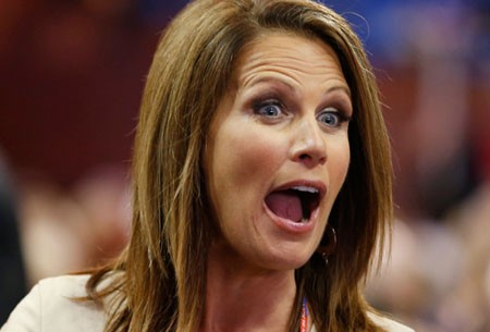 Michele Bachmann Is Tired Of Being