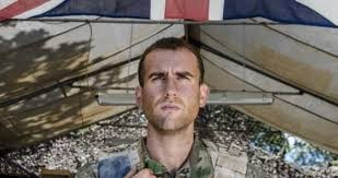Matthew Lewis Trades His Wizard Robes For Army Pants In The BBC 3 Series