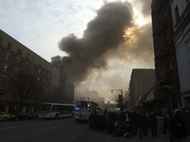 The Unthinkable Has Happened Again: Two Buildings Collapse In Northern Manhattan