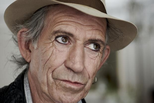 Keith Richards To Write A Children's Book Dedicated To His Grandfather
