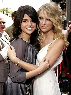 Is Taylor Swift Giving Selena Gomez The Cold Shoulder?
