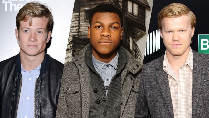 Which Of These Up And Coming Stars Could Score The Lead Role in