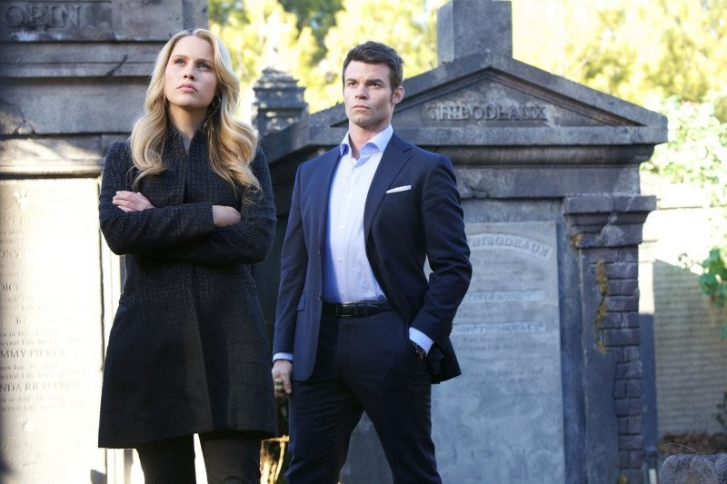Claire Holt Departs 'The Originals' In A Move No One Saw Coming