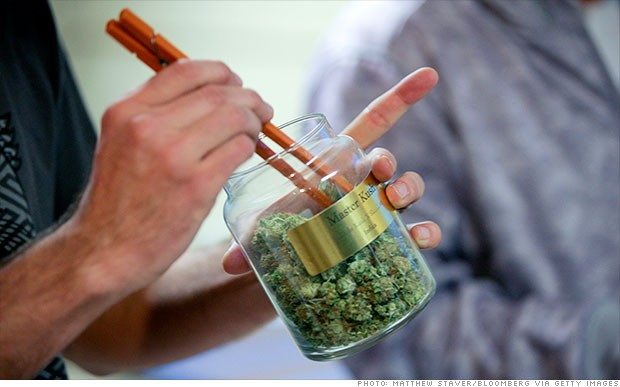 Colorado's Legalization Of Marijuana Proves Very Lucrative