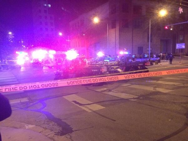 2 Dead, 23 Injured After Drunk Driver Plows Through Barricades At SXSW