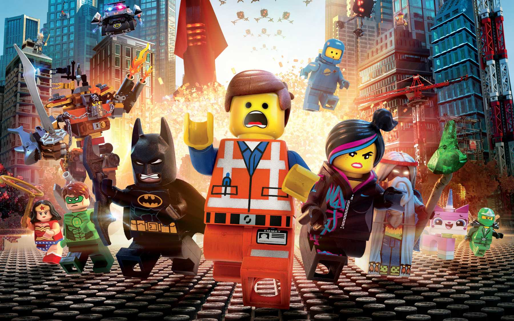 A Director Steps Up To Helm The Sequel To The Blockbuster Hit, The Lego Movie