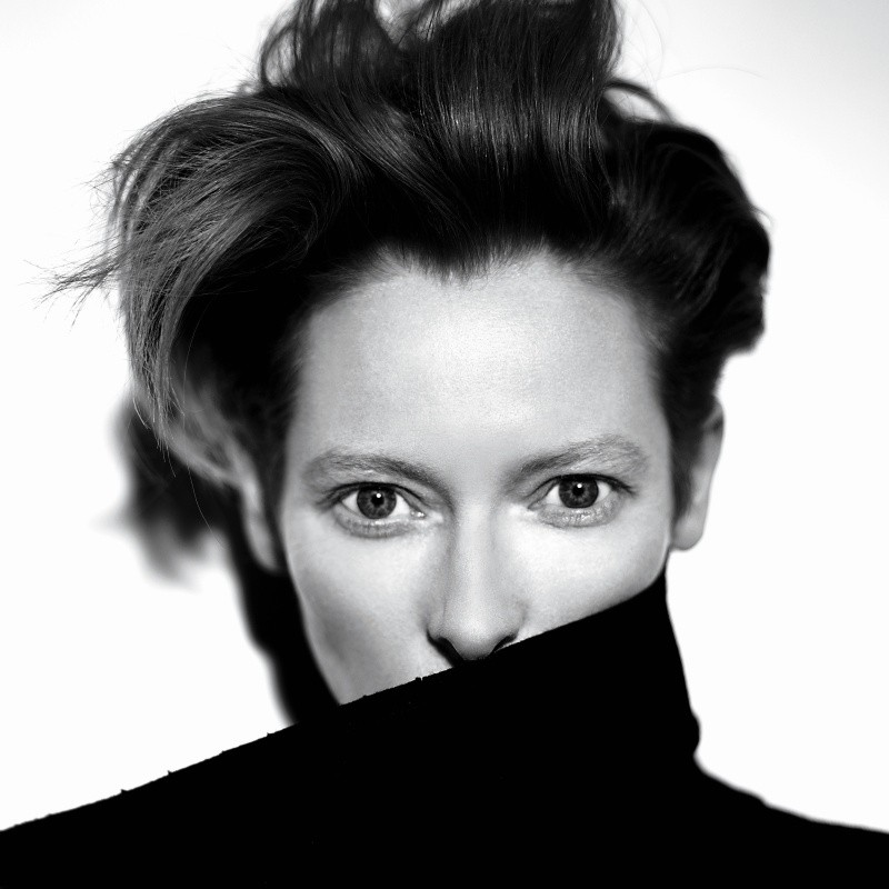 Tilda Swinton Talks