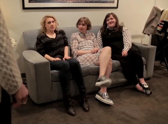 Lena Dunham's Unaired SNL skit