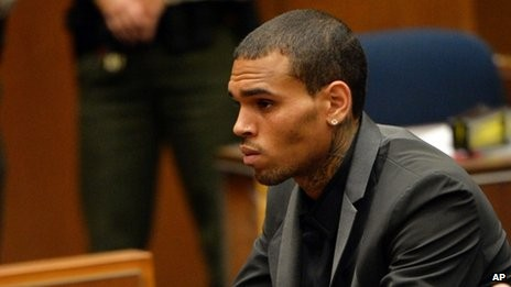 Chris Brown Has Been Kicked Out Of Rehab And Ordered Straight To Jail...Again!