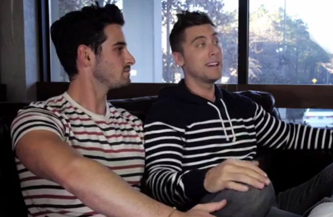 Lance Bass Talks About Love, Happiness, And The Freedom To Marry