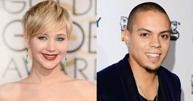 Evan Ross Says Jennifer Lawrence