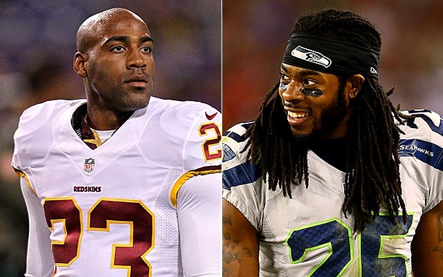 Richard Sherman Still Riding His NFL High Horse In Twitter War With Deangelo Hall