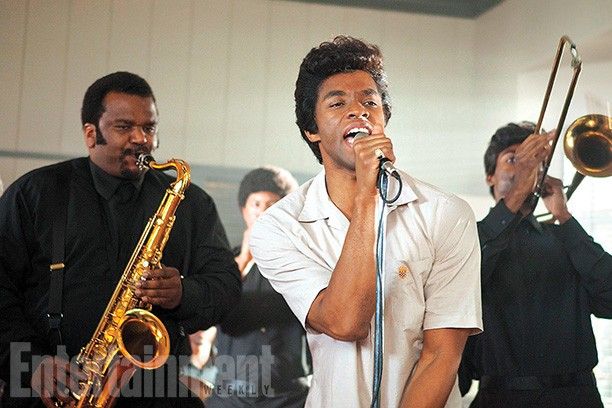 Get On Up With New Trailer Released For James Brown Biopic