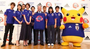 Japan Chooses Pikachu As Official Mascot For The 2014 World Cup In Brazil