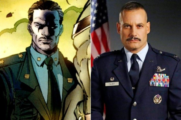 Marvel's Agents Of S.H.I.E.L.D Welcomes Colonel Glenn Talbot To The Ranks Of Comic Guest Stars