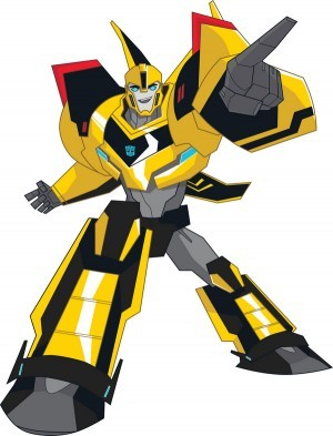 Transformers' Bumblebee Gets His Own Animated Series, Set To Release In 2015