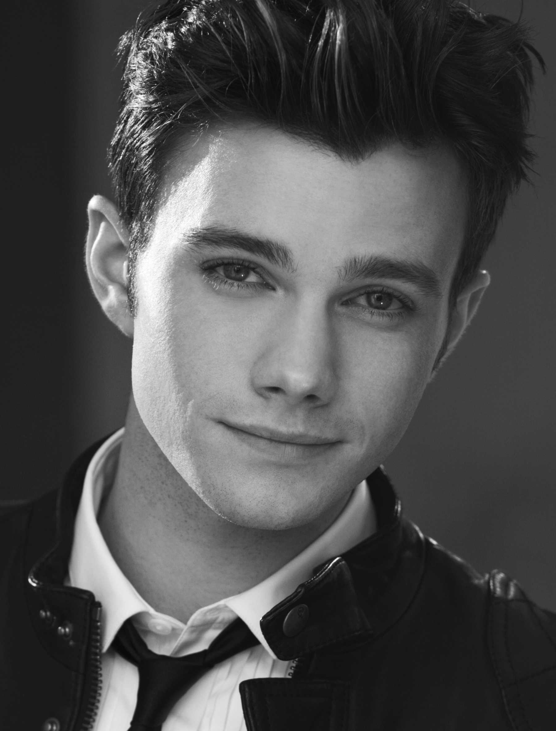 Chris Colfer To Lend His Writing Talents To 'Glee' Episode