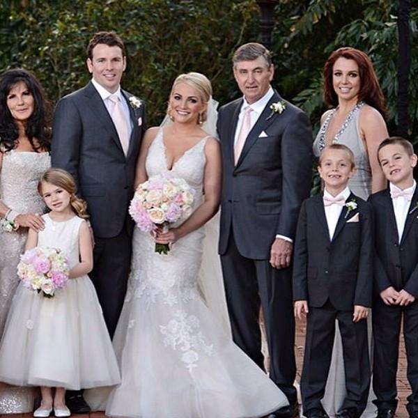 Britney Spears Calls Sister Jamie Lynn's Wedding A