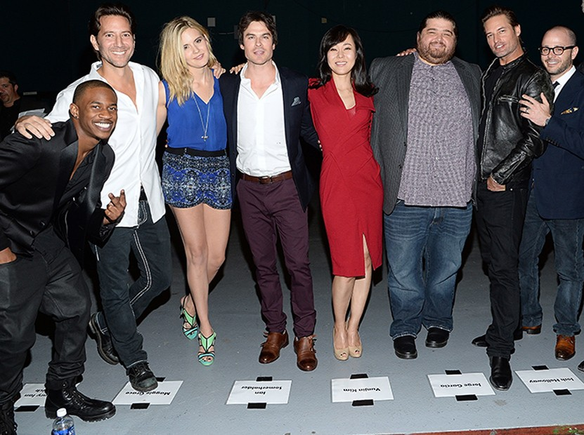 Lost Cast Members Reunite at Paleyfest