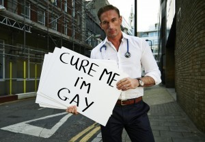 Dr. Christian Jessen Discusses Documentary Cure Me, I'm Gay