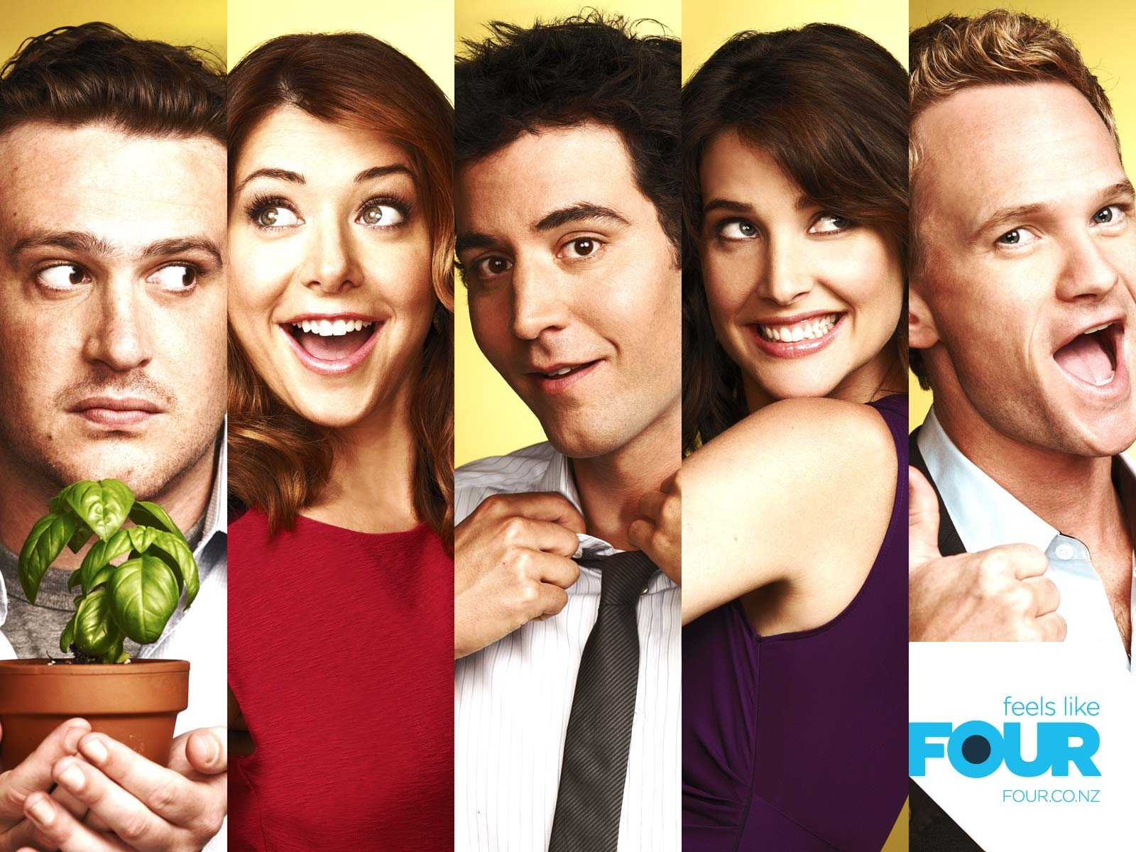 Take A Sneak Peek At The Upcoming HIMYM Series Finale