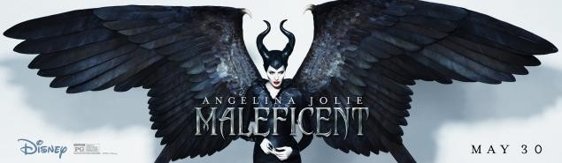 Maleficent Spreads Her Wings In New Poster And Trailer