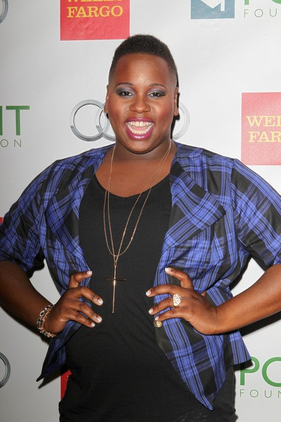 Alex Newell Rocks The House At Revolver Bar