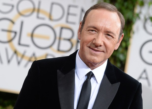 Is Kevin Spacey A One-Man Show?